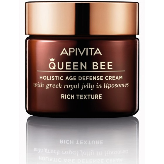 APIVITA QUEEN BEE RICH näokreem, 50ml