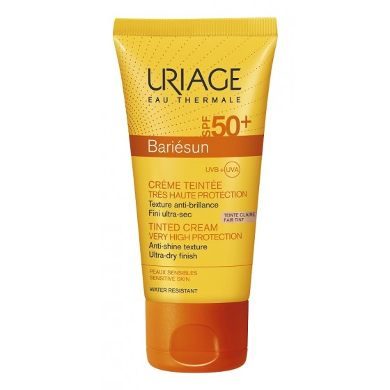 BARIÉSUN - TINTED CREAM FAIR SPF50+ 50g