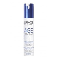 Uriage AGE PROTECT MULTI-ACTION DETOX öökreem 40ml