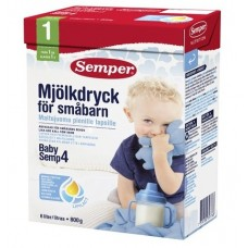 SEMPER Milk Powder Baby Semp4 (from 12 month up to), 800g
