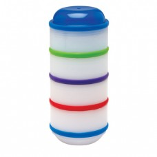 Snack-A-Pillar Snack & Dipping Cup, 4-Pack