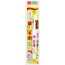 Toothbrush Mini, x-soft, (0-3), blister