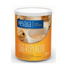 MEVALIA EGG REPLACER LOW PROTEIN EGG SUBSTITUTE 400g