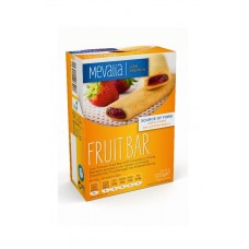 MEVALIA FRUIT BAR LOW PROTEIN FRUIT BAR WITH STRAWBERRY FILLING, 125g
