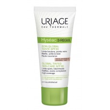 Uriage Hyseac 3-Regul Global SPF 30 tonaalne kreem, 40ml