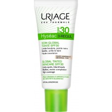 Uriage Hyseac 3-Regul Global SPF 30 kreem, 40ml