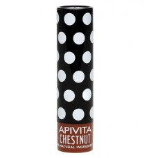 APIVITA Lip Care with Chestnut, 4.4g