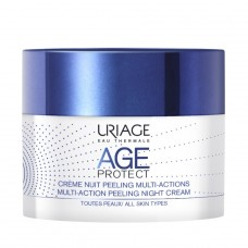 Uriage AGE PROTECT MULTI-ACTION PEELING öökreem 50ml