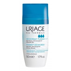 Uriage kuuldeodorant - antiprespirant, POWER3 50ml